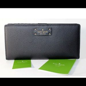 Kate Spade Large Stacy Wallet